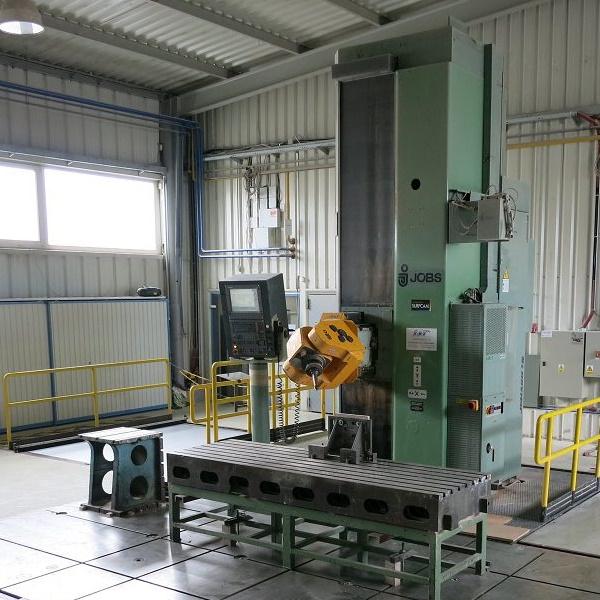 CNC Fräse JOBS 6 Achsen | 6m x 3m x 3m
