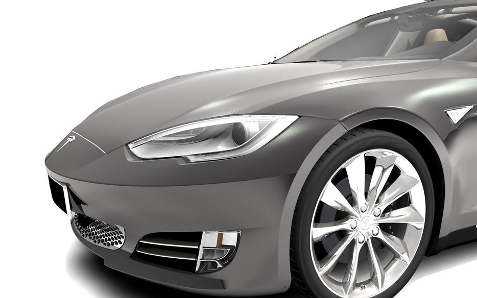 Umbau eines Tesla: fräsen, laminieren austauschen