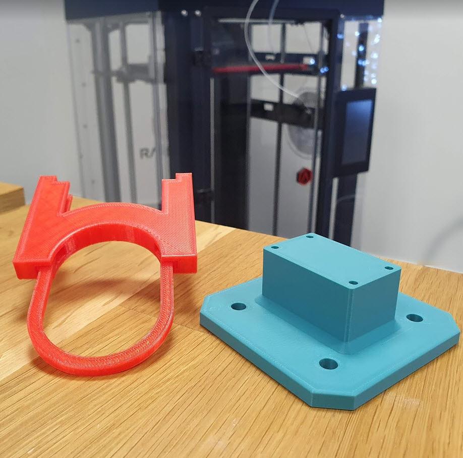 služba 3D tisku Kuřim